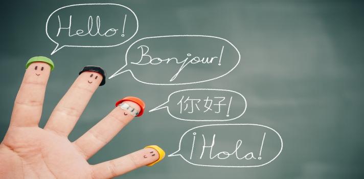 Uno de cada diez españoles estudia una lengua extranjera