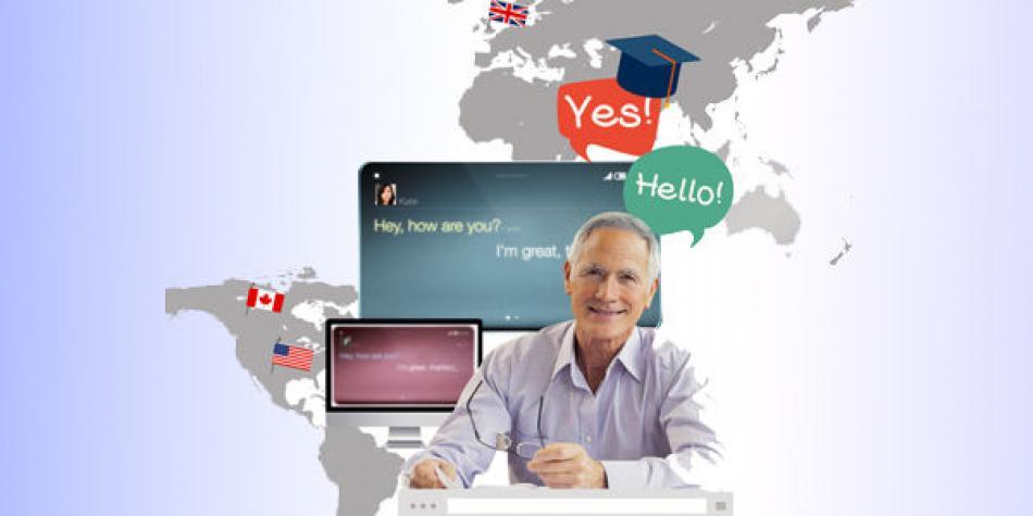 La edad no es excusa para no aprender inglés