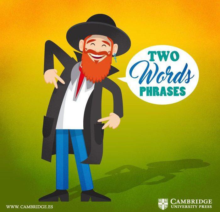 10 Expresiones de dos palabras en inglés