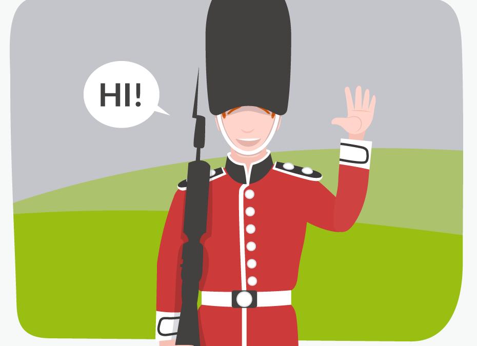 Saludos en inglés: cómo saludar como un nativo